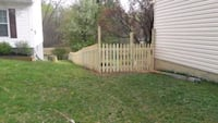 Fence and gate installation Germantown