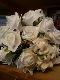 bouquet of white rose Regina, S4S 1W8