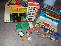 Vintage Fisher Price Lot