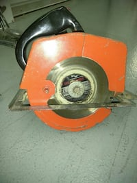 7 1/4 circular saw power tool