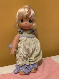 "Precious Moments 11"" doll Jessup, 20794"