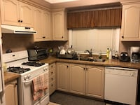 Kitchen Cabinets 8 feet by 10 feet