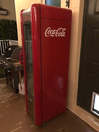 red Coca-Cola commercial refrigerator Lake Worth, 33463