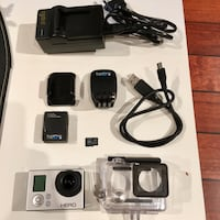 GoPro Hero3 in silver edition  Oslo, 0375