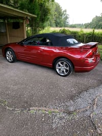 2001 Mitsubishi Eclipse convertible spyder Green Cove Springs