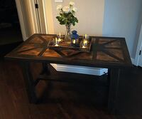 Rustic Kitchen Table Sherwood Park, T8H
