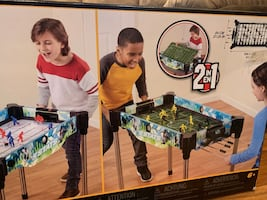 Kids Hockey/soccer Table - CYBER MONDAY DEAL - great gift for the kids