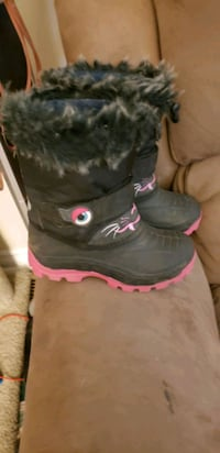 girl boot size 13