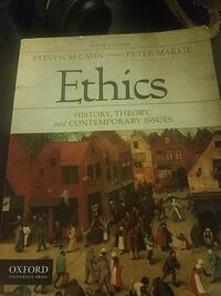 """""""Ethics History, Theory, and Contemporary Issues""""  Shelby charter Township, 48316"""
