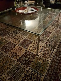 Glass coffee table  Mississauga, L5R 3K4