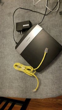 Linksys router working good cond. Toronto, M2H 2P5