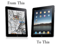 Ipad 2 3 4 5 Mini 1 2 3 Repair service from 40$ only NEW ADRESSE Montreal