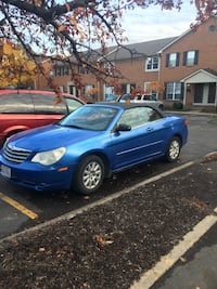 Chrysler - Sebring -convertible  2008 clean title good condition, drives great Columbus, 43235