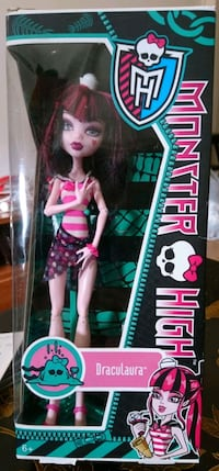 "Muñeca Monster High ""Draculaura"" Barcelona, 08025"