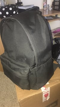 Black parkland backpack Surrey, V4N 1N6