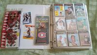 assorted hockey player trading cards Cornwall