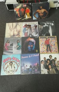 Onze collections de disques LP