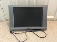 gray and black Philips flat screen television Reston, 20194