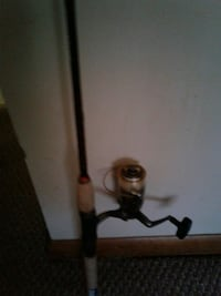 black and gray fishing rod Hagerstown, 21740