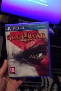 God Of War 3 Remastered PS 4 Oyun Çerkezköy, 59500