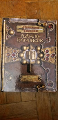 Dungeon and Dragons Players Handbook V.3.5 Queens, 11377