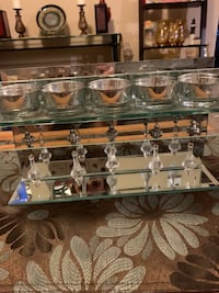 Crystal Candle Holder *NEW* Tampa, 33619