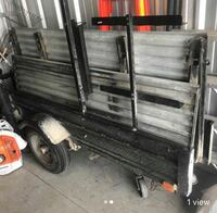 black and gray metal tool cabinet Laval, H7C