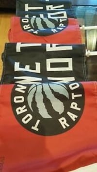 Toronto raptors blankets, flags and T-shirt London, N6H 0E9