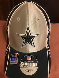 Dallas cowboys sideline cap (brand new) San Antonio, 78250