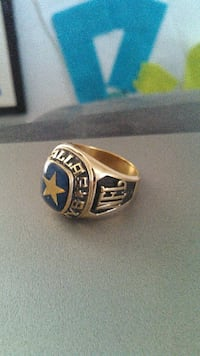 DALLAS COWBOYS OFFICIAL TEAM RING BY BALFOUR Baltimore, 21206