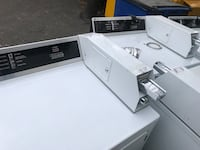 Commercial dryers work great have coin mech and keys