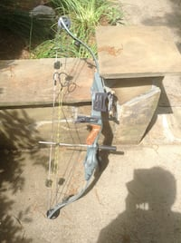 black and brown compound bow Sandy Springs, 30350