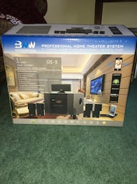 BNW Acoustic GS-5 Home Theater System Woodbridge, 22193