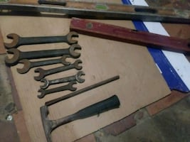 Antique tool's