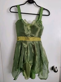 Green Fairy Costume with Accessories Size M Guelph, N1E 4G1