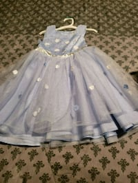 Size 5 Cinderella dress Fresno, 93710