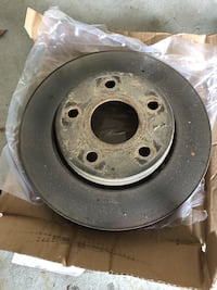 Used rotors in good condition x2 Salem, 06420