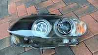 BMW E92 Pre LCI 07-09 Right Xenon Adaptive headlight Alexandria, 22303