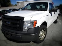 "2014 FORD F-150 2WD REG CAB 145"" XL Elkridge"