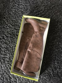 Very Volatile Size 8 Over the Knee Boot Long Grove, 60047