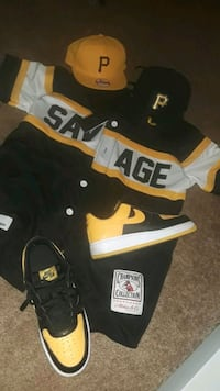 Air Forces and pick a Jersey and Hat for 120.00 Louisville, 40214