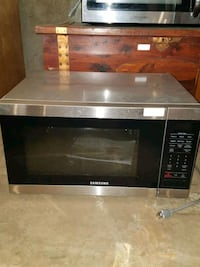 Samsung microwave.  South Bend