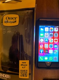 I phone 6 /16 Gb with new Outter case $99 or best offer