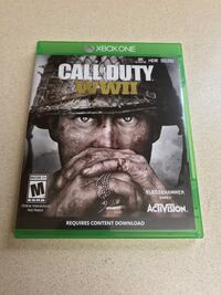 Call of duty: ww2 for xbox one