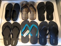 Boys flip flops sandals size youth 3/4 Old Navy Cherokee  Front Royal, 22630