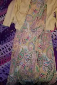 baby's white and pink footie pajama Gainesville, 30507