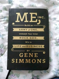Me, Inc. by Gene Simmons Mississauga