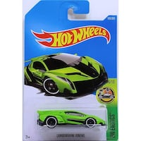 Hot Wheels Lamborghini Veneno HW Exotics (green) Oklahoma City