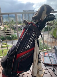Full set of clubs with stand bag Honolulu, 96815