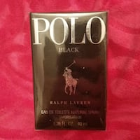 BNIB Polo Black 40ML Surrey, V3W 5Y4